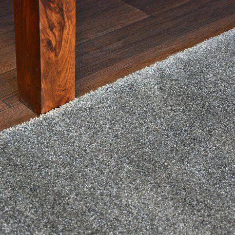 Teppich Teppichboden DISCRETION grau