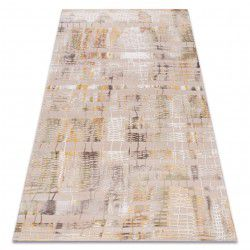 Teppich ACRYL USKUP 351/5032 beige / gelb