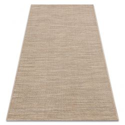 Carpet SISAL FORT 36201082 beige uniform one-color melange