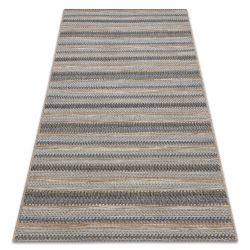 Carpet SISAL FORT 36208852 beige colored stripes Boho