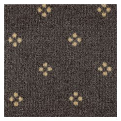 Fitted carpet CHAMBORD 049 brown