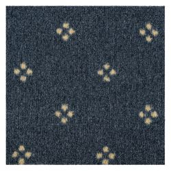 Fitted carpet CHAMBORD 197 grey