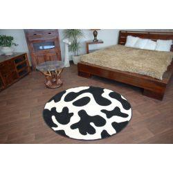 Carpet BCF circle COW