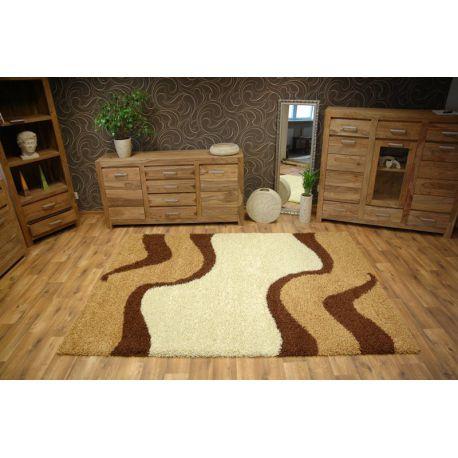 Carpet SHAGGY LONG 4362 ivory