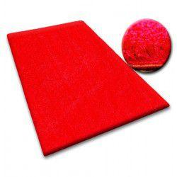 Teppichboden SHAGGY 5cm rot