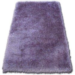 Carpet LOVE SHAGGY design 93600 lila