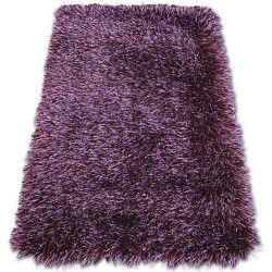 Tapis LOVE SHAGGY modèle 93600 violet