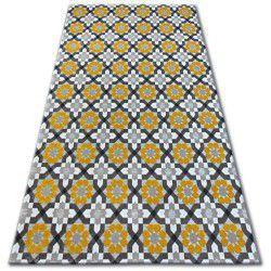 Teppich LISBOA 27206/275 Blumen Gelb