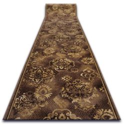 Runner anti-slip PALLAS brown