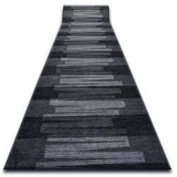 Runner anti-slip VIA VENETO anthracite