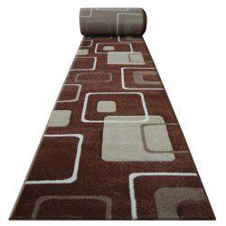 Heat-set Fryz futó szőnyeg PILLY - 7776 barna