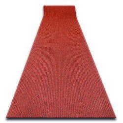 Běhoun- Čistící rohože LIVERPOOL 040 červený