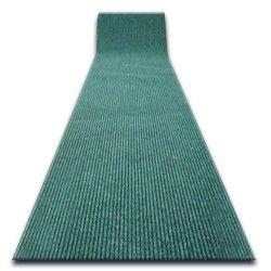 Придверный ковер на погонные метры LIVERPOOL 027 зеленый
