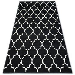 Carpet BCF BASE 3770 TRELLIS black