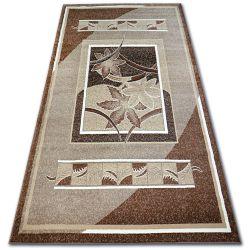 Teppich BCF BASE 3706 FLORAL beige
