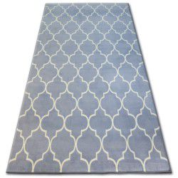Carpet BCF BASE 3770 grey TRELLIS