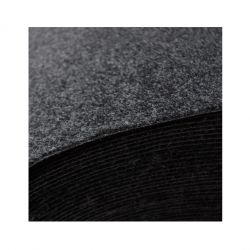 Fitted carpet HERMES 965 grey