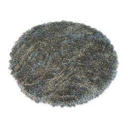 Love szőnyeg Shaggy kör minta 93600 taupe