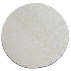 Alfombra SERENADE círculo crema