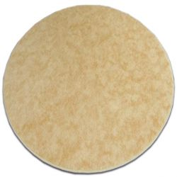 Carpet round SERENADE gold