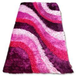 Teppich SHAGGY MACHO H26 lila
