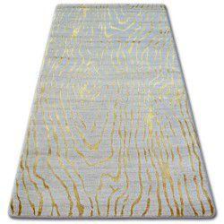 Akril manyas szőnyeg 1703 Elefántcsont/Arany
