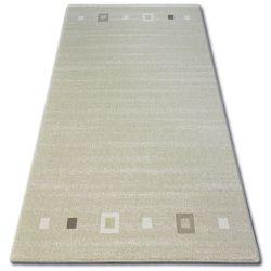 Teppich NATURAL VIVIDA beigefarben