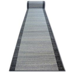TAPIS DE COULOIR BCF BASE 3945 RAYURES gris STRIPES
