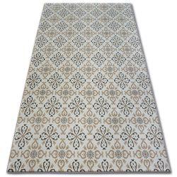 Argent szőnyeg - W4949 Virágok Krém