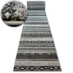 Ковер Лущув SHADOW 1835 кремовый / коричневый - диаманты