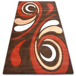Carpet TIGA 8795A kiremit/kahve