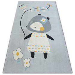 Covor Pastel 18403/052 - Șoarece gri