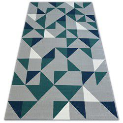 Килим SCANDI 18214/456 - трикутники