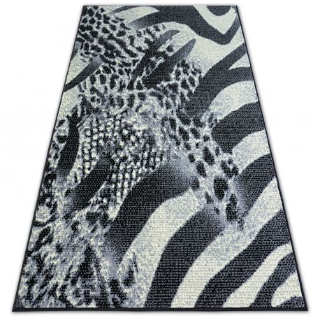 Carpet BCF FLASH SAFARI 3912 black/grey
