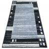 Teppich BCF BASE CHASSIS 3881 Rahmen grau/schwarz