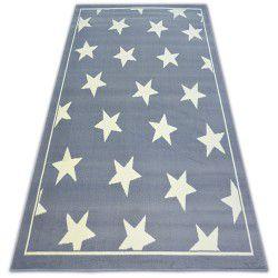 Килим BCF FLASH STARS 3975 звезди сиво