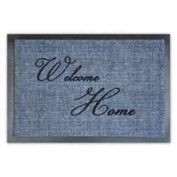 Doormat WELCOME HOME 70 grey