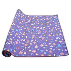 Teppichboden für Kinder NUMBERS violette Zahlen, Alphabet