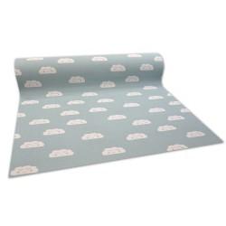 Antypoślizgowa wykładzina dywanowa infantil NUVENS verde