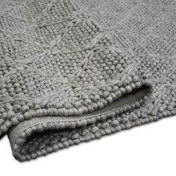 Carpet Hills Wool 93520 silver