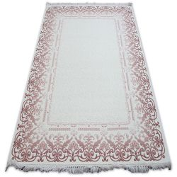 Carpet ACRYLIC MIRADA 0143 Cream ( Pembe ) Fringe