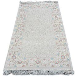 Carpet ACRYLIC MIRADA 0137 Cream ( Pembe ) Fringe
