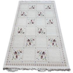 Teppich ACRYL MIRADA 5407 Lila ( Murdum ) Franse
