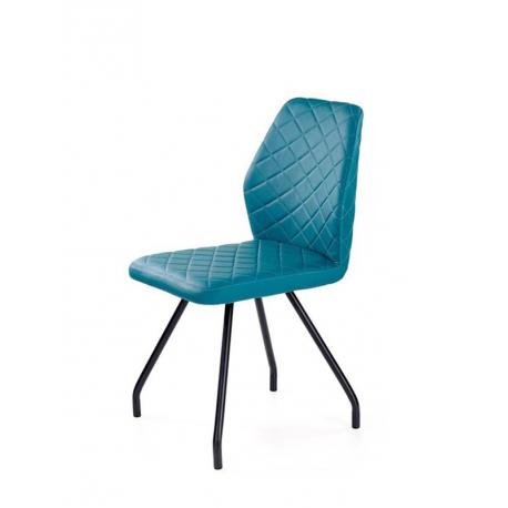 Židle K242 tyrkysový