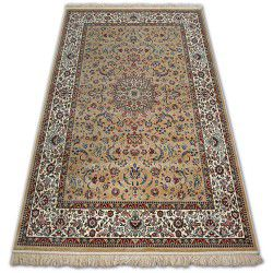 Carpet WINDSOR 22925 berber - Flowers JACQUARD