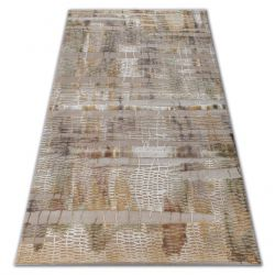 Akril valencia szőnyeg 5032 KORA bézs / ochra