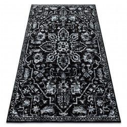 szőnyeg RETRO HE184 fekete / krém Vintage