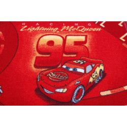 Teppich Kind DISNEY CARS red