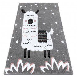 Carpet PETIT LAMA grey