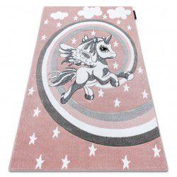 Teppich PETIT PONY rosa
